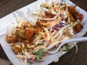 Gluten-free Island Coleslaw