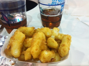 Cheese Curds MN Fair Food