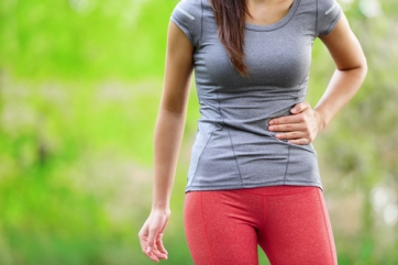 shutterstock_runner stomach problems